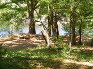 East Point Primitive Tent Site