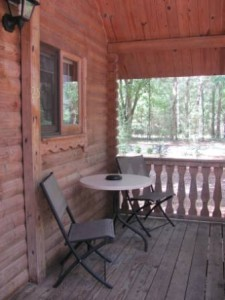 Log Cabin Vacation Rentals Mayo FL