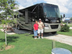 RV Camping in Mayo FL