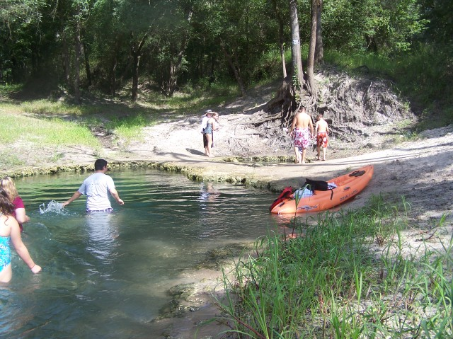 The Suwannee River | Suwannee River Rendezvous