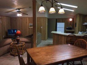 chalet dinning room