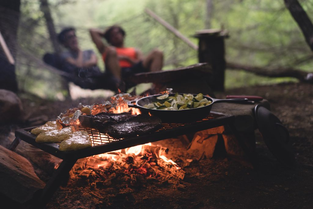Family Camping Meals