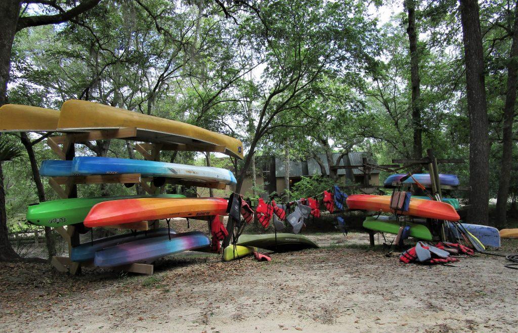 Mayo FL Canoe Rentals