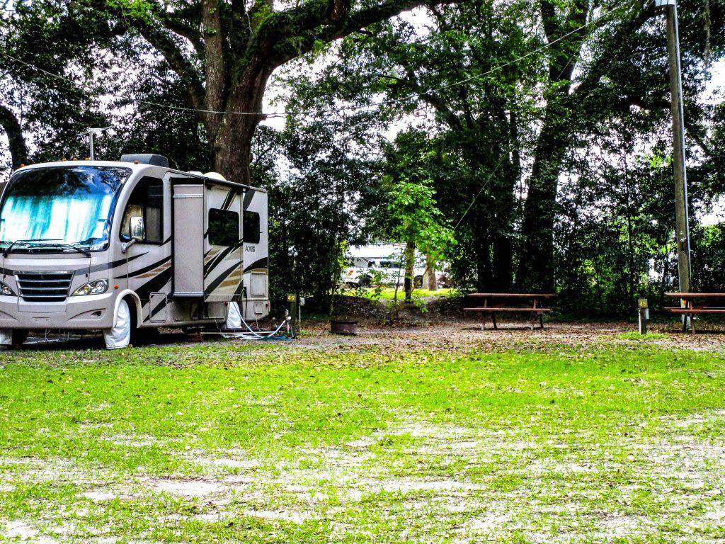 FHU (41-49) 30 amp Camp Site