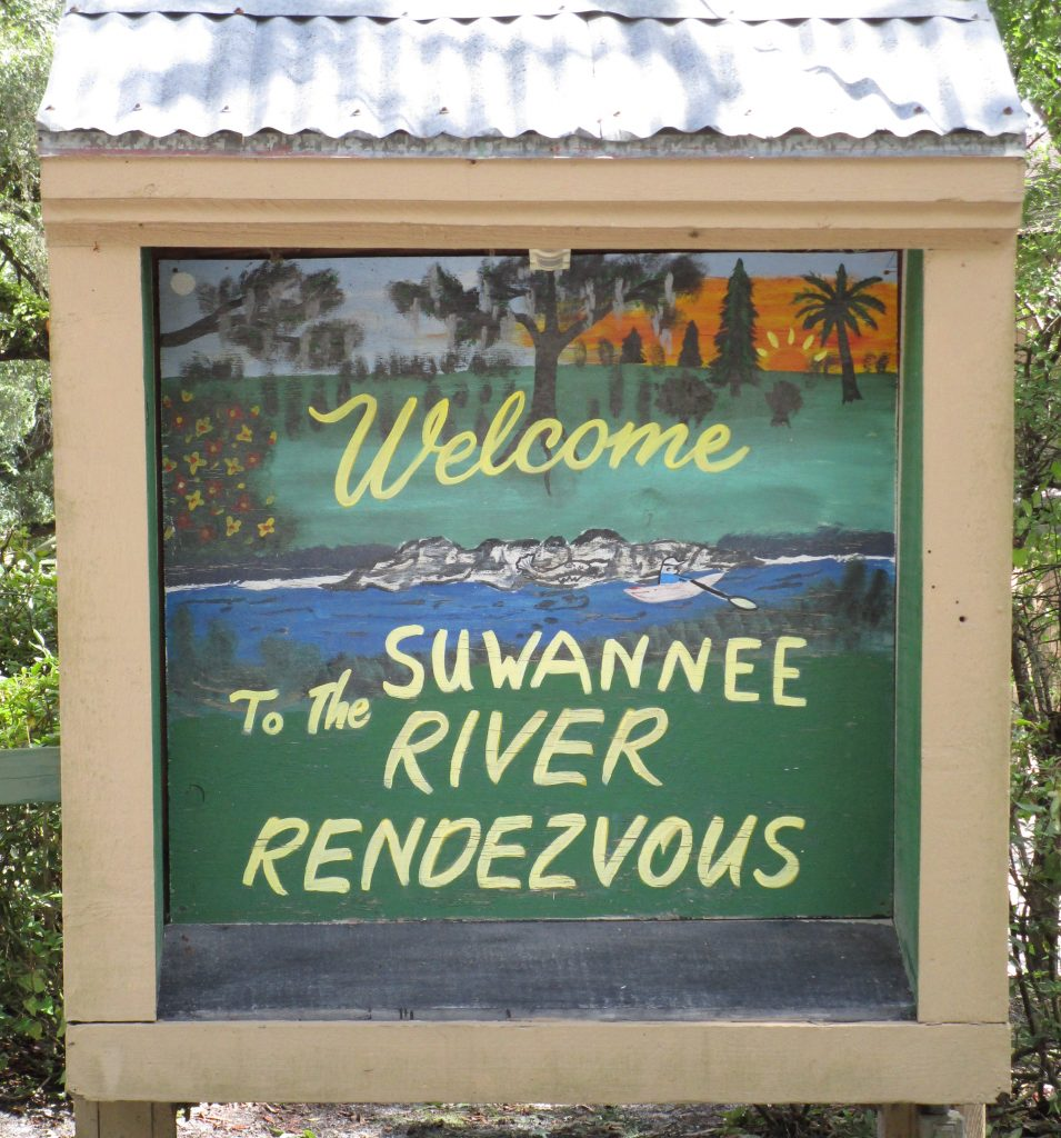 Suwannee River Rendezvous Resort & Campground